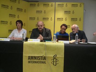 Qué lástima lo de Amnistía Internacional