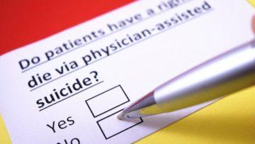 El turbio tema de si el público apoya la muerte asistida